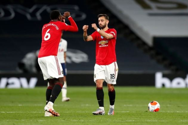 Nemanja Matic talks Man Utd's 'total control' with Bruno Fernandes and Paul Pogba - Bóng Đá