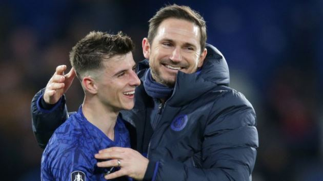 Frank Lampard has faith in Chelsea's Mason Mount - Bóng Đá