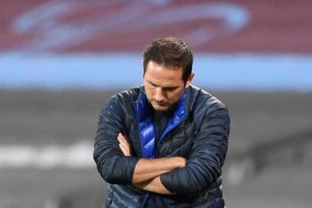 Frank Lampard: West Ham vs Chelsea defeat the 'story of our season' - Bóng Đá