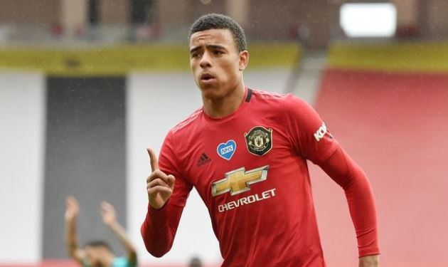 Alan Shearer explains why Man Utd star Mason Greenwood reminds him of himself - Bóng Đá