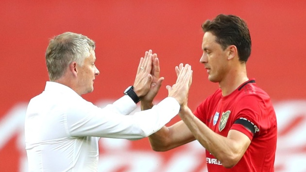 CONFIRMED: MATIC SIGNS NEW UNITED CONTRACT - Bóng Đá