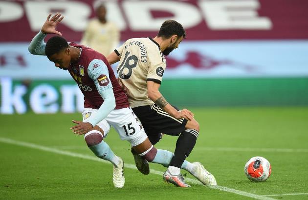 5 điểm nhấn sau trận Aston 0-3 Man Utd - Bóng Đá