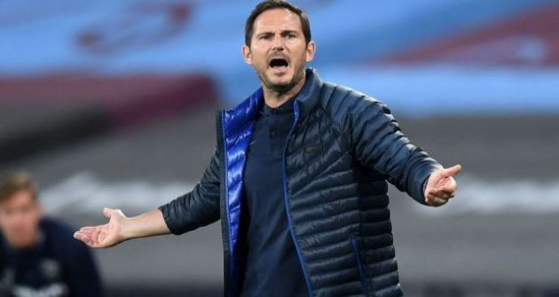 Frank Lampard says Chelsea players are too quiet on the pitch - Bóng Đá