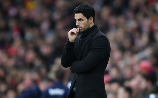 'No magic' recovery for Arsenal without spending, warns Arteta - Bóng Đá