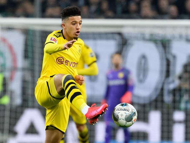 Danny Murphy : Jadon Sancho's First Choice Was Move To Anfield, Ex-Liverpool Star Says - Bóng Đá