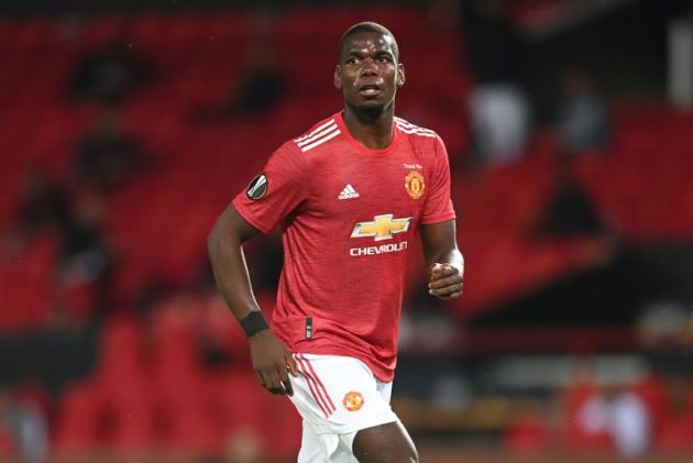 Fabrizio Romano gives Man United fans positive update on Paul Pogba future - Bóng Đá