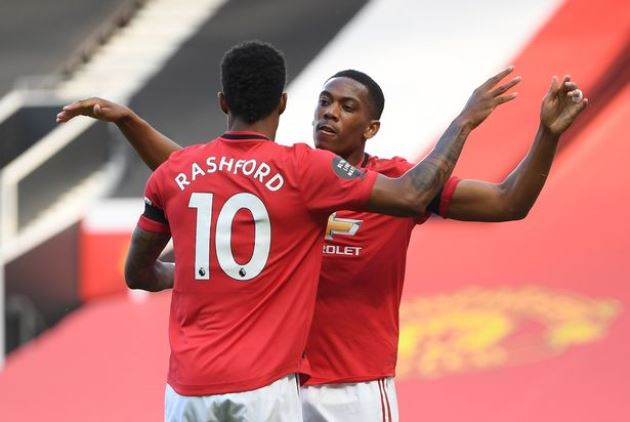 Ole Gunnar Solskjaer's warning to Marcus Rashford and Anthony Martial over Man Utd battle - Bóng Đá