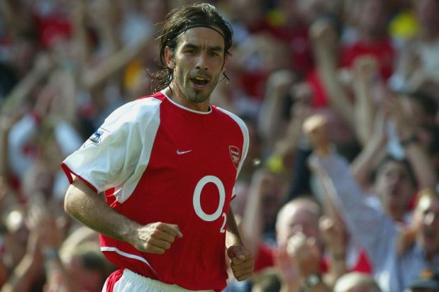 Robert Pires names Man United and Chelsea legends as toughest opponents he faced at Arsenal - Bóng Đá