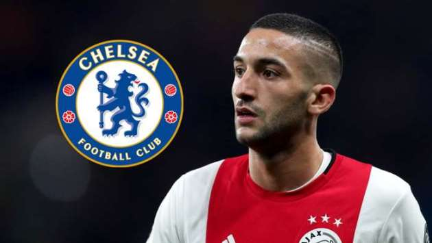 Ferdinand compares 'magnificent' Chelsea new signing Ziyech to Manchester City star Mahrez - Bóng Đá