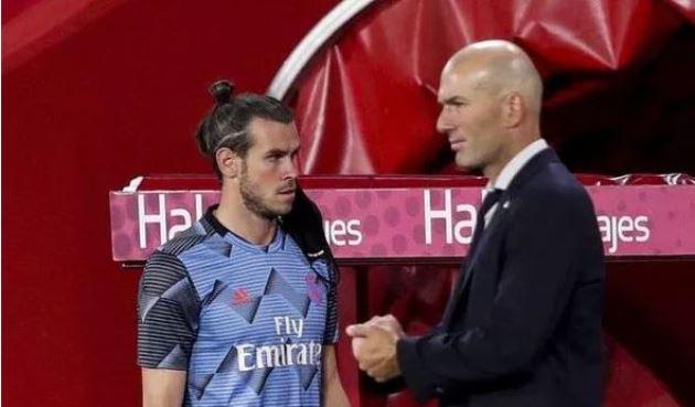 Gareth Bale makes Real Madrid transfer decision after Zinedine Zidane Man City snub - Bóng Đá