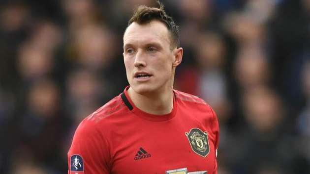 Manchester United receive apology from Twitter following tweet mocking Phil Jones - Bóng Đá