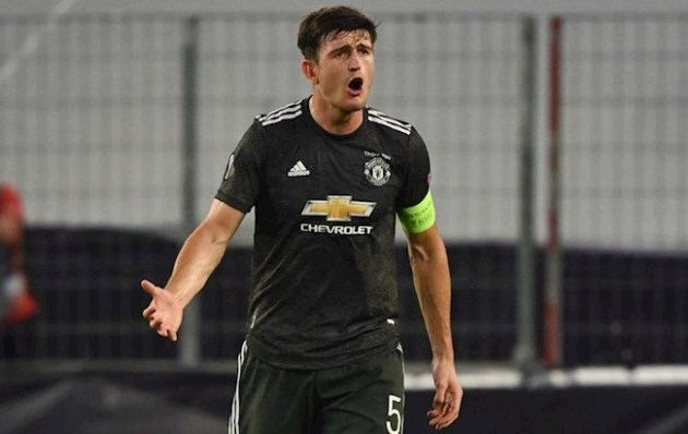 """Harry Maguire admitted he and his Manchester United team-mates were """"devastated""""  - Bóng Đá"""