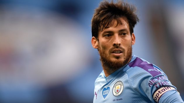 David Silva joins Real Sociedad and is honoured with Manchester City statue - Bóng Đá