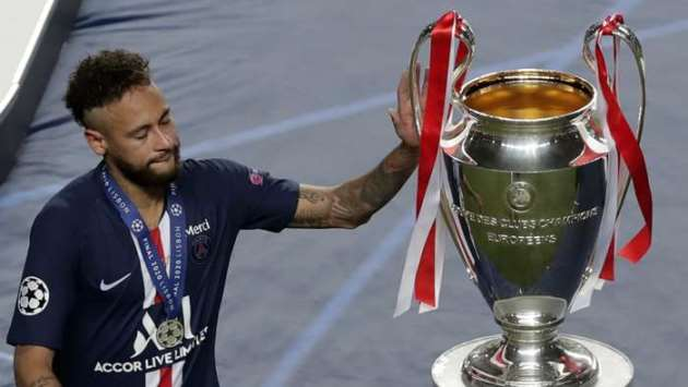 Neymar left in tears after PSG suffer Champions League final heartbreak - Bóng Đá