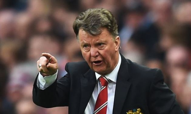 Louis van Gaal recalls 10-man Man Utd transfer shortlist - all of whom he failed to sign - Bóng Đá