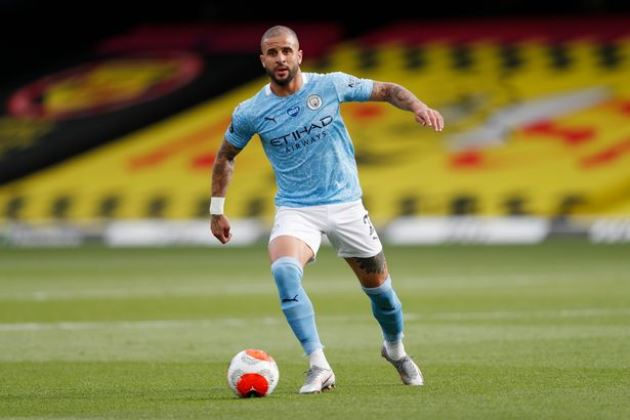 Kyle Walker admits 'sex party' shame after being handed second chance by Gareth Southgate - Bóng Đá