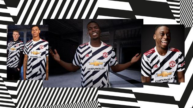 Man Utd ra mắt áo đấu thứ 3 - Bóng Đá
