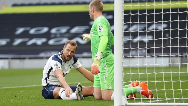 TRỰC TIẾP Tottenham 0-0 Everton (hiệp 1): Đôi công - Bóng Đá