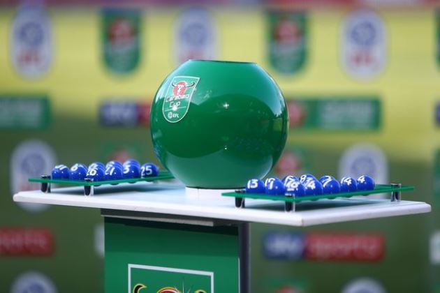 Carabao Cup fourth round draw in full as Man Utd, Liverpool and Arsenal discover fate - Bóng Đá