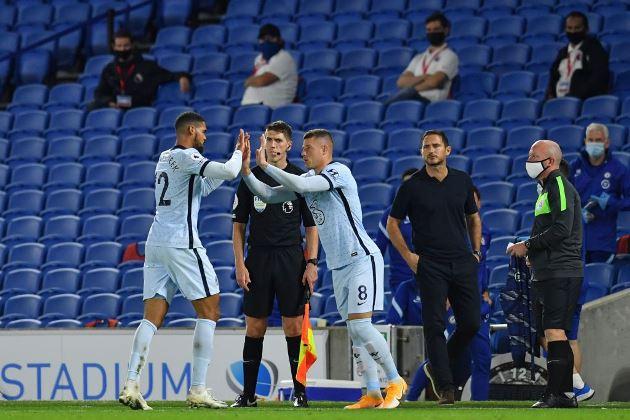 """Lucky88 tổng hợp: """"Có lẽ Lampard sẽ không trao cho cậu ấy cơ hội nữa"""""""