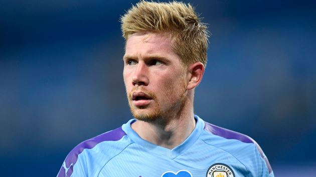 'I cannot recreate what David did' - De Bruyne not looking to make up for Silva's Man City departure - Bóng Đá