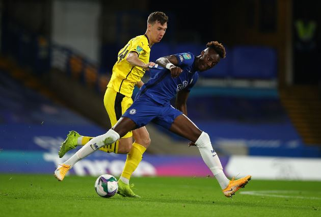 Chelsea fans praise Tammy Abraham for performance against Barnsley - Bóng Đá