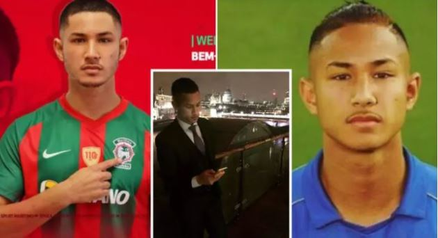 Portuguese Side Maritimo Sign Richest Player In The World Faiq Bolkiah h - Bóng Đá