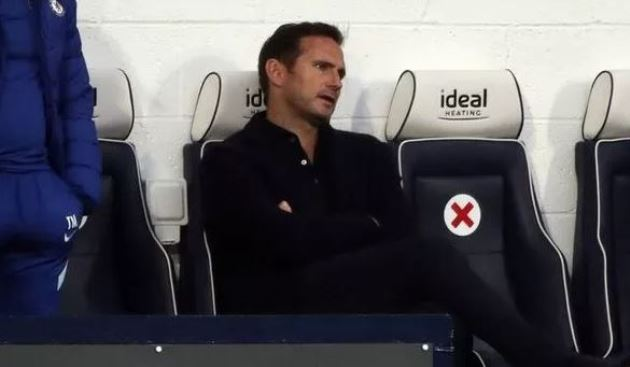 Chelsea boss Frank Lampard blames two players for first-half West Brom capitulation - Bóng Đá