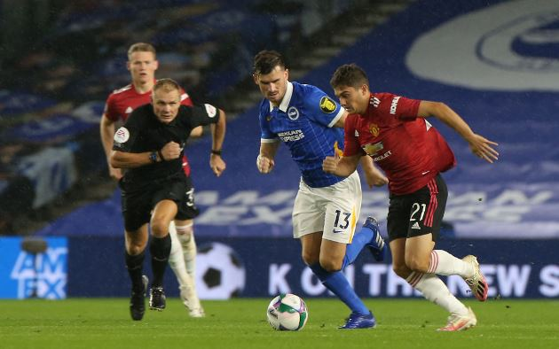 5 điểm nhấn trận Brighton 0-3 Man Utd - Bóng Đá