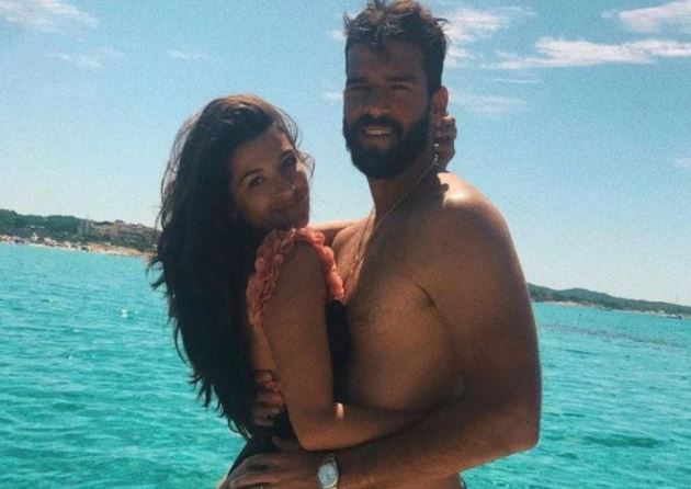 Liverpool goalkeeper Alisson's wife urged to 'make him better' as he misses 7-2 rout - Bóng Đá