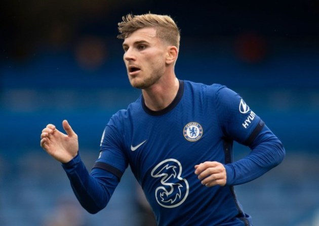 Frank Lampard is playing Timo Werner out of position, claims Jimmy Floyd Hasselbaink - Bóng Đá