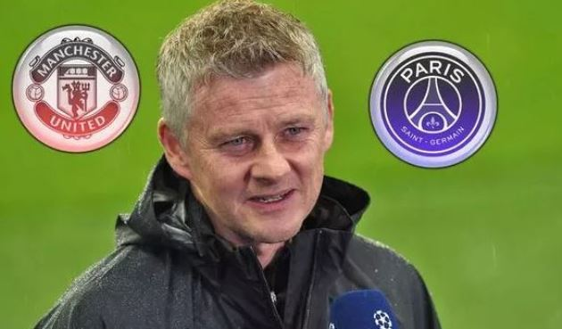 Man Utd boss Ole Gunnar Solskjaer praises two players after PSG Champions League win - Bóng Đá
