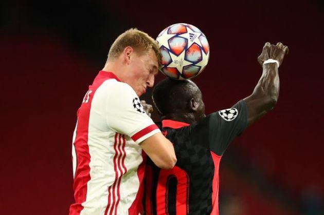 Rio Ferdinand names Ajax's next two rising stars after Liverpool display - Bóng Đá