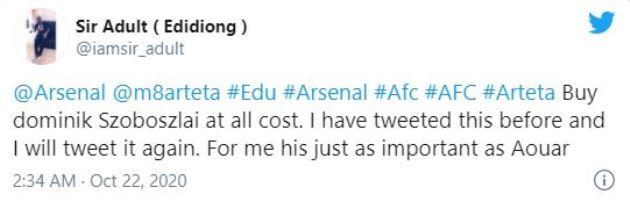 Fan Arsenal: