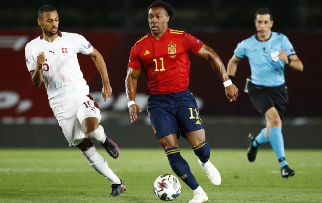 Manchester City are still interested in Adama Traore  - Bóng Đá