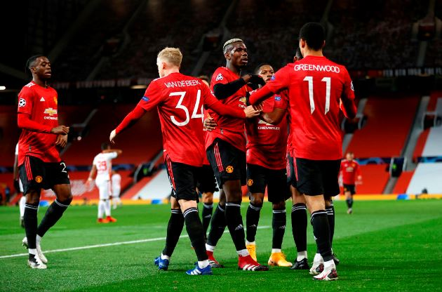 5 điểm nhấn sau trận Man Utd 5-0 RB Leipzig - Bóng Đá