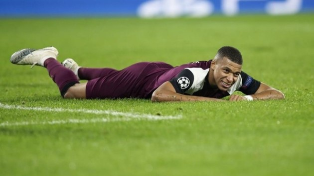 Mbappe's stats give cause for concern - Bóng Đá