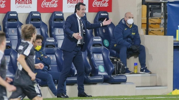 Emery: The result wouldn't have been different if Real Madrid had everyone fit - Bóng Đá