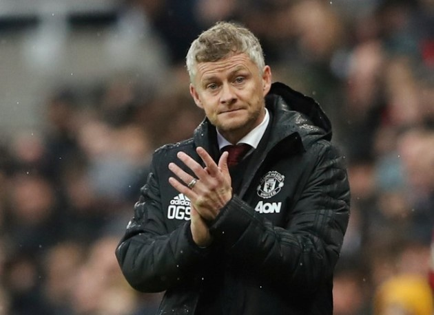 Solskjaer:  I read somewhere and Jose said that one win gets you up there - Bóng Đá