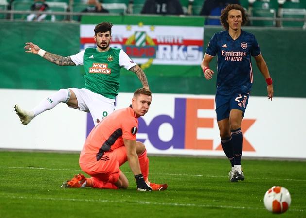 Thủ môn: Bernd Leno sẽ đảm bảo được vị trí chính thức khi chiếm trọn niềm tin từ HLV Arteta.