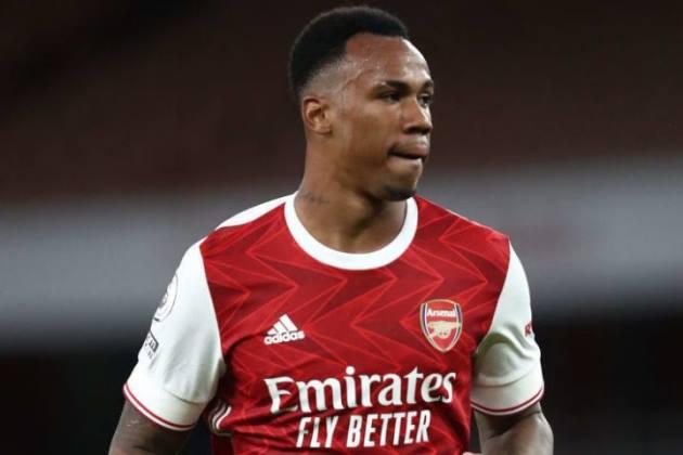 Trung vệ: Gabriel Magalhaes đã cho thấy mình là món hời thật sự của Arsenal với khả năng phòng thủ tuyệt vời.