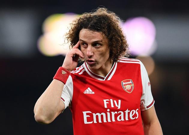 Trung vệ: Kinh nghiệm, sự máu lửa của David Luiz cần thiết cho tập thể Arsenal hiện tại.