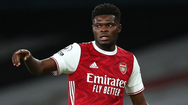 Tiền vệ trung tâm: Thomas Partey đã mau chóng thích nghi với CLB mới và cho thấy mình hoàn toàn xứng đáng với số tiền 53 triệu bảng mà Arsenal bỏ ra.