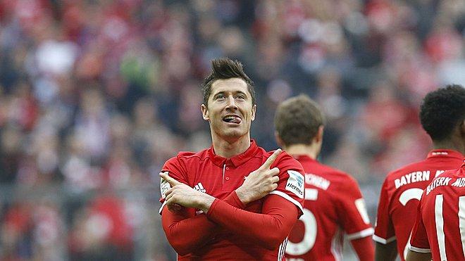 Đội hình tiêu biểu vòng 24 Bundesliga: Gọi tên Bayern Munich - Bóng Đá