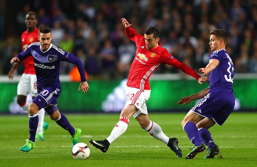 Trước lượt về tứ kết Europa League - Bóng Đá