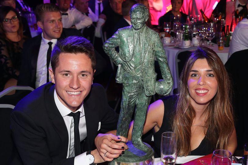 ảnh lễ trao giải của Man United - Bóng Đá