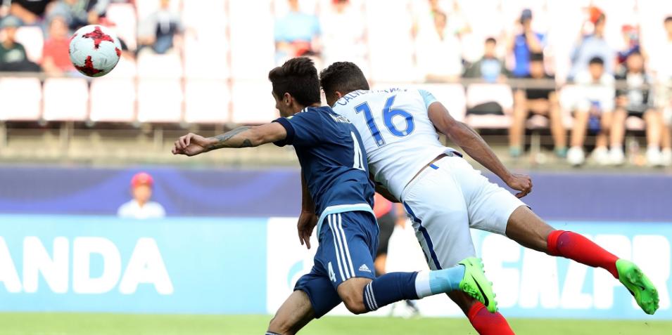 TRỰC TIẾP U20 Argentina 0-2 U20 Anh: Thêm một