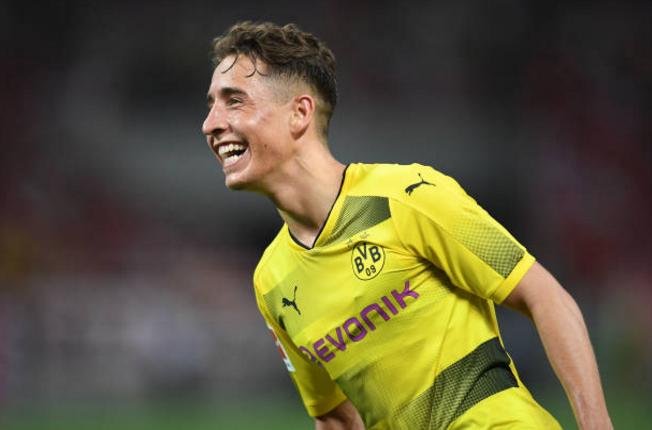 Top 10 cầu thủ U21 Dortmund xuất sắc nhất (Phần 2): Bộ tứ siêu hạng - Bóng Đá