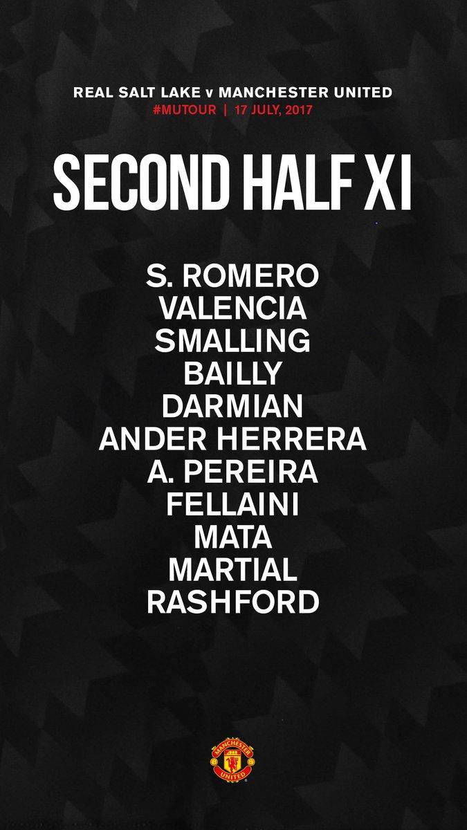 TRỰC TIẾP: Real Salt Lake 1-2 Man United: Lukaku nổ súng (H2) - Bóng Đá