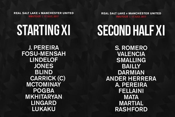 Lukaku ghi bàn ra mắt, Man United chật vật lội ngược dòng trước RSL - Bóng Đá